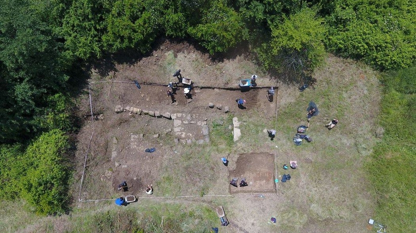 Polscy archeolodzy w Albanii