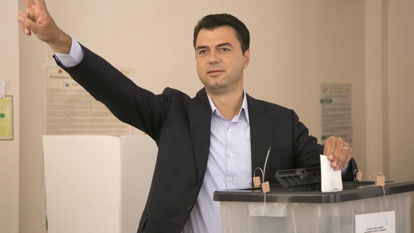 Exit poll w Albanii: rządząca partia PSSh wygrywa wybory
