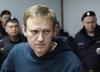 Nawalny nie może wyjechać z Rosji. Zabrano mu paszport