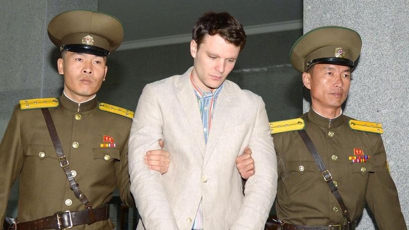 Zmarł Amerykanin więziony w Korei Północnej