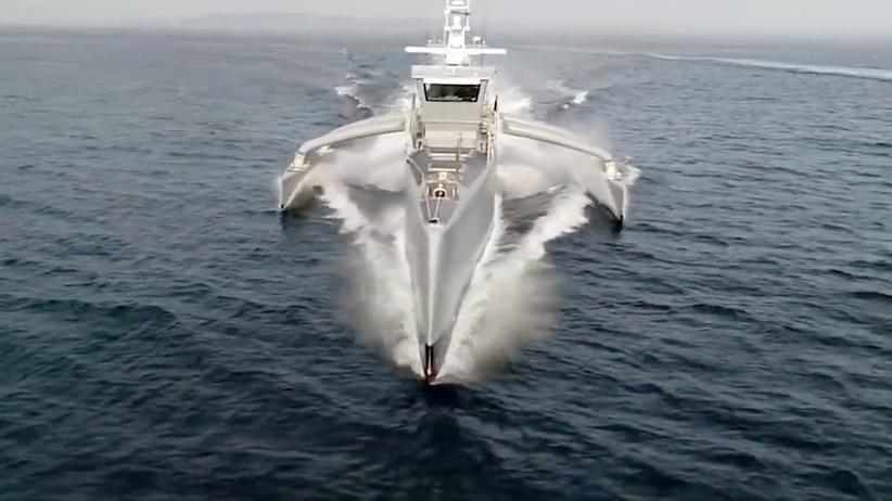 Amerykańska marynarka ma nowy sposób na śledzenie okrętów podwodnych. Nazywa się Sea Hunter