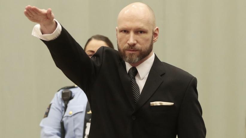 Breivik nie daje za wygraną. Pozwał Norwegię do Trybunału Praw Człowieka
