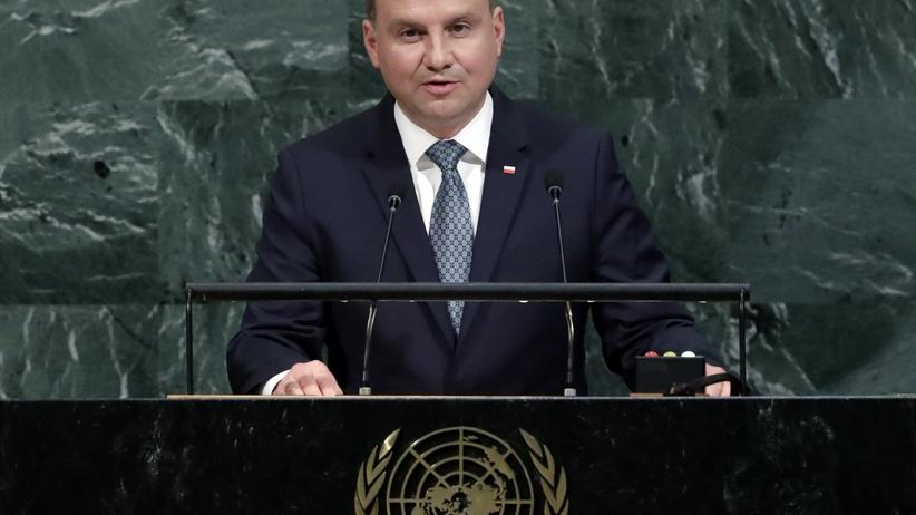 Andrzej Duda w ONZ: naszym obowiązkiem jest likwidacja przyczyn uchodźstwa