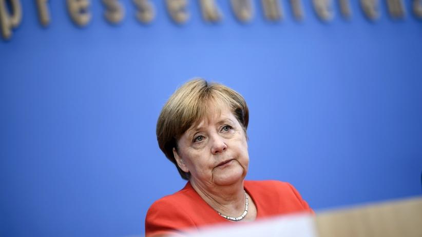 Merkel o sytuacji w Polsce: nie można trzymać języka za zębami