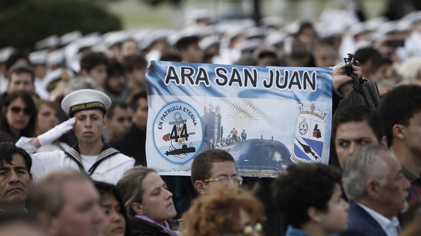 Argentyna. Rok po zaginięciu odnaleziono wrak łodzi podwodnej ARA San Juan