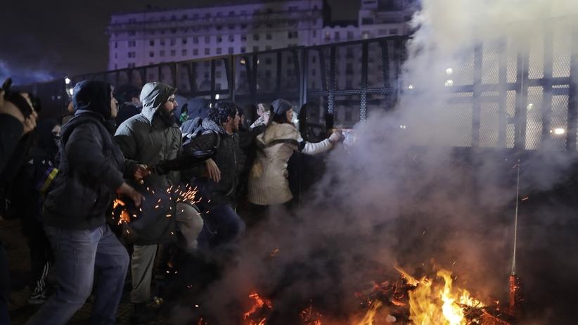 Argentyna. Senat odrzucił projekt legalizujący ustawę