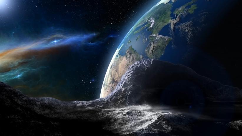 Asteroida mierząca 4400 metrów średnicy leci w kierunku ziemi. NASA potwierdza