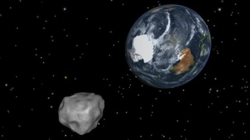 Asteroida o długości 1,2 kilometra przeleci obok Ziemi. Jest potencjalnie niebezpieczna
