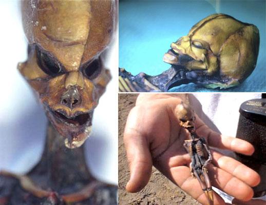 Atacama skeleton
