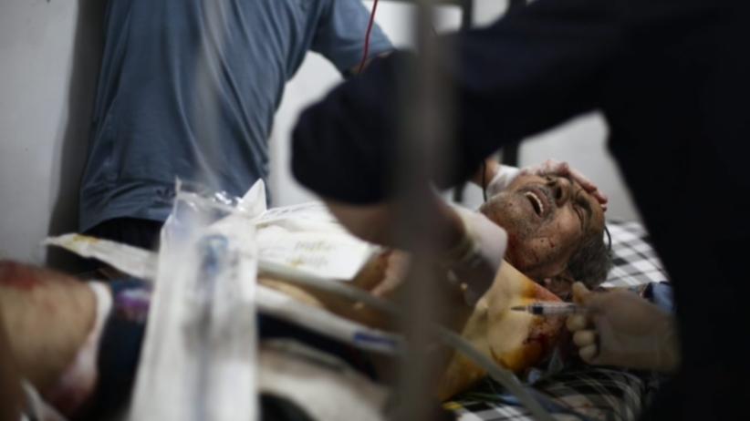 Atak chemiczny w Syrii. Wśród ofiar są dzieci