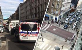 Francja: Nozownik zaszlachtował przechodnia. Trwa obława