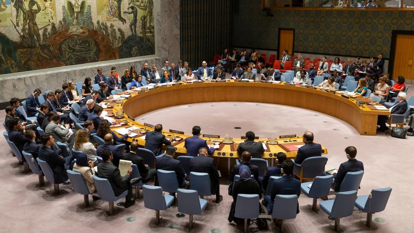 Pilne posiedzenie Rady Bezpieczeństwa ONZ ws. eskalacji napięć między Rosją a Ukrainą