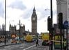 Atak w sercu Londynu: co stało się na Moście Westministerskim?