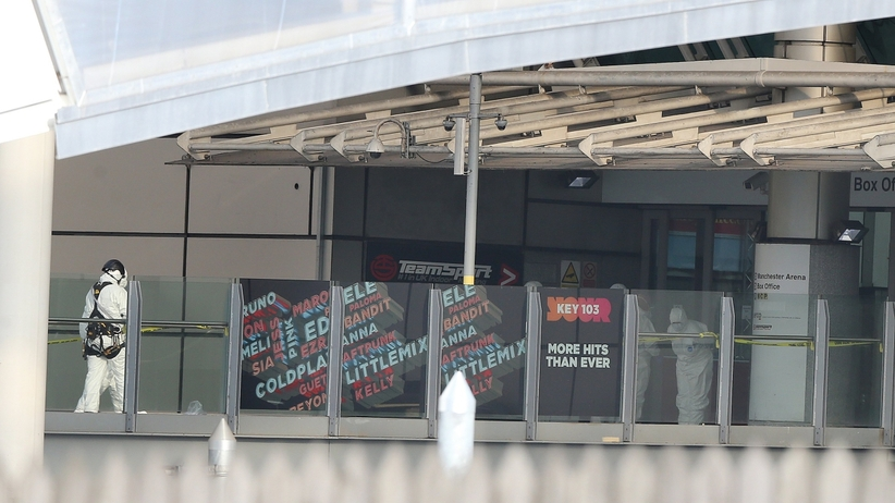 Atak w Manchesterze. Nowe dane na temat napastnika