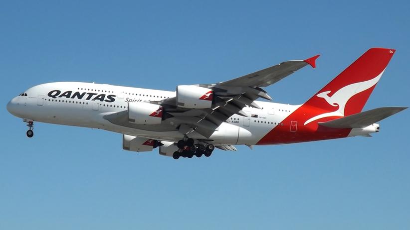 Australia. Zmarła pasażerka podczas lotu