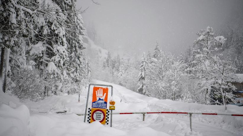 Lawiny w Austrii. Nie żyje 5 osób