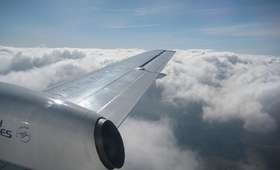 Austria: Polski samolot nie mógł wylądować przez wichurę [WIDEO]