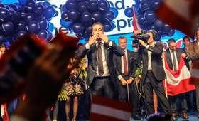 Wybory parlamentarne w Austrii. Wiedeń skręca w prawo