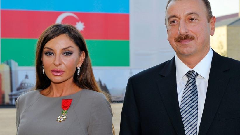 Azerbejdżan: prezydent mianował swoją żonę na urząd wiceprezydenta