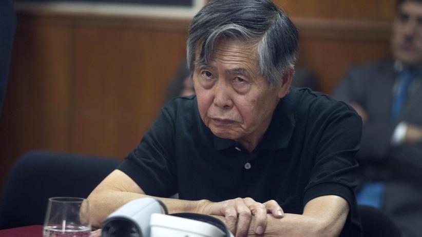 B. prezydent skazany za zlecanie mordów: powrót do więzienia oznaczałby moją śmierć