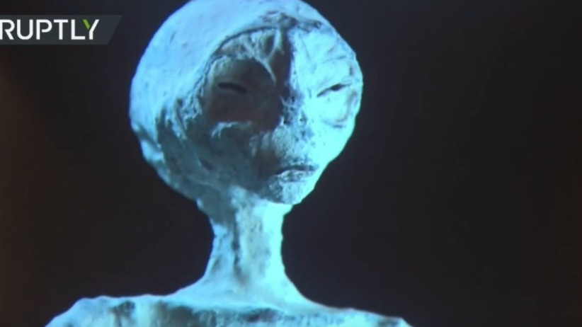 Lima Nazka UFO