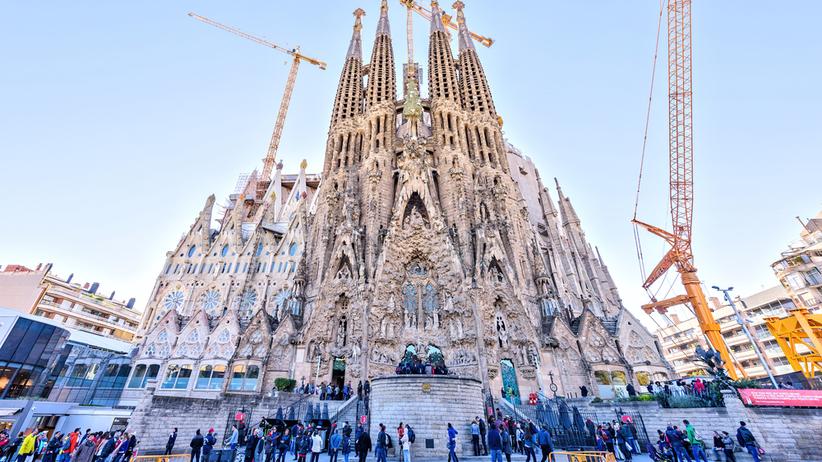 Jest pozwolenie na budowę bazyliki… Sagrada Familia