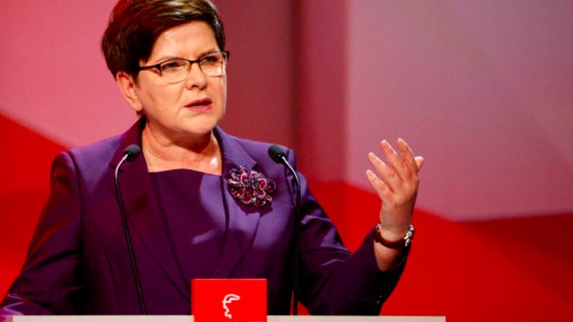 Beata Szydło w Hanowerze zachęca firmy do współpracy z Polską