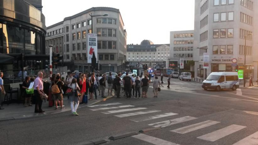 Belgia: Prokuratura potwierdziła, że sprawca ataku w Brukseli nie żyje