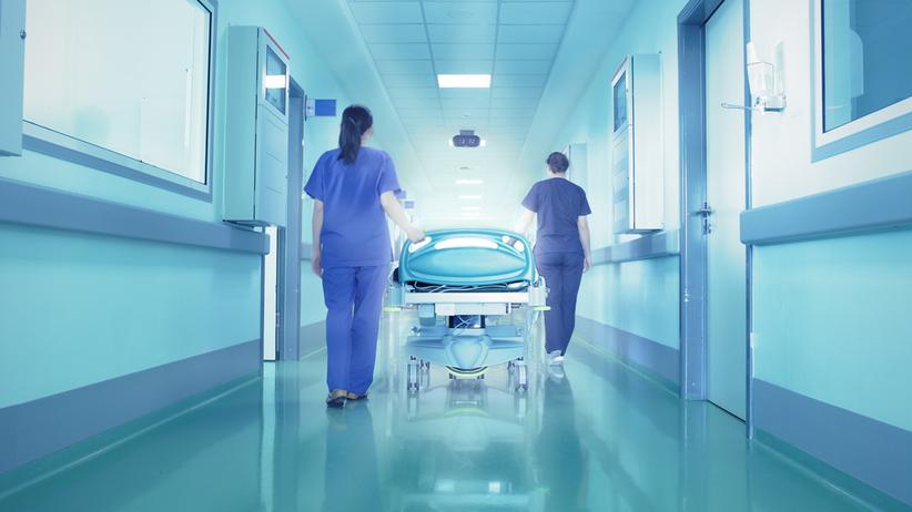 Dzieci poddane eutanazji. Były nieuleczalnie chore