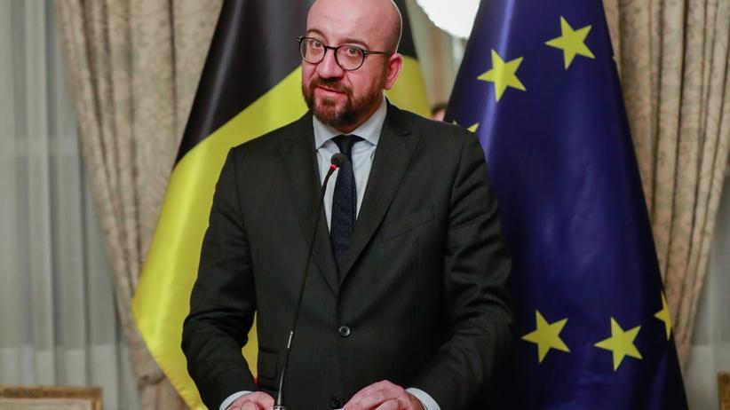Belgia. Rozpad koalicji rządzącej premiera Charlesa Michela