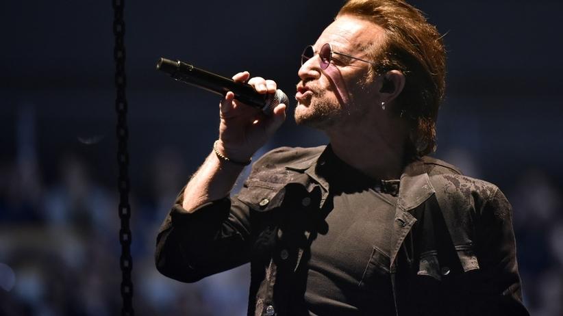 Berlin. Bono, lider grupy U2 stracił głos podczas koncertu w Berlinie