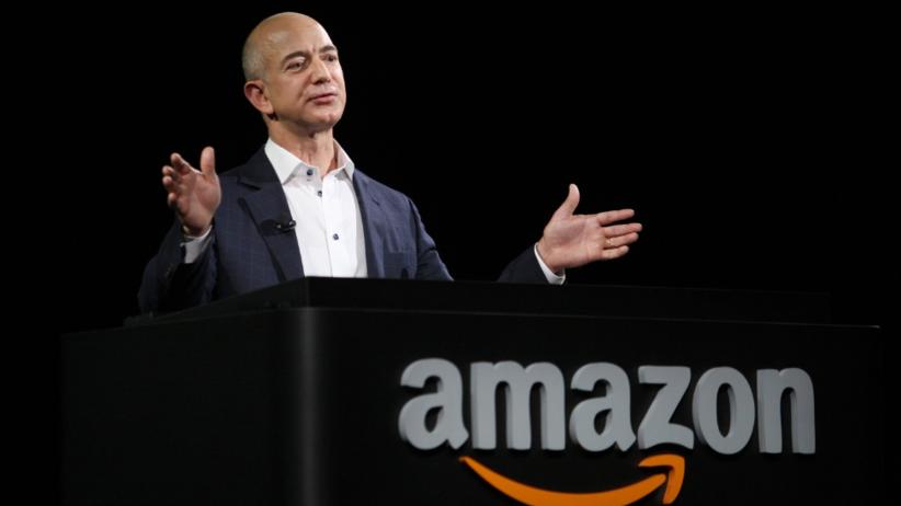 Jeff Bezos sprzedaje Amazona i organizuje turystyczne loty w kosmos