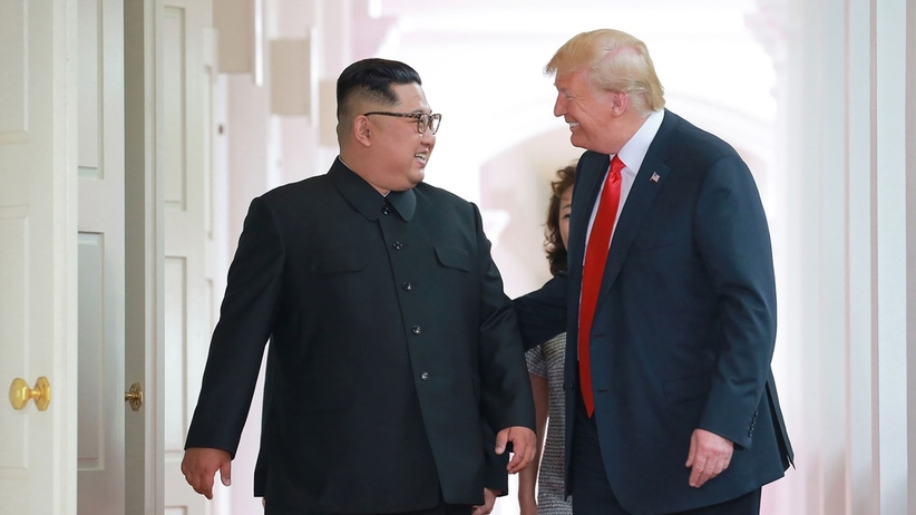 Kolejne spotkanie Trump – Kim Dzong Un pod koniec lutego