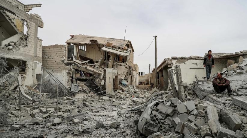 Amerykańscy piloci rozgromili rosyjskich najemników. 300 rannych i zabitych
