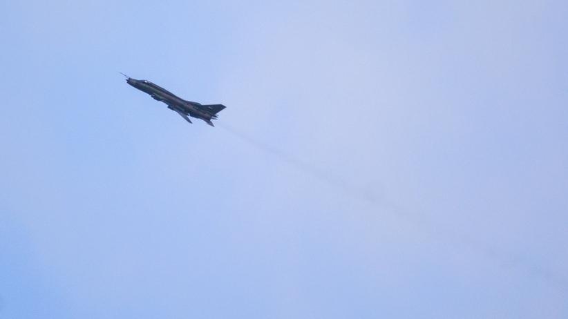 Bliski Wschód. Izrael zestrzelił syryjski myśliwiec