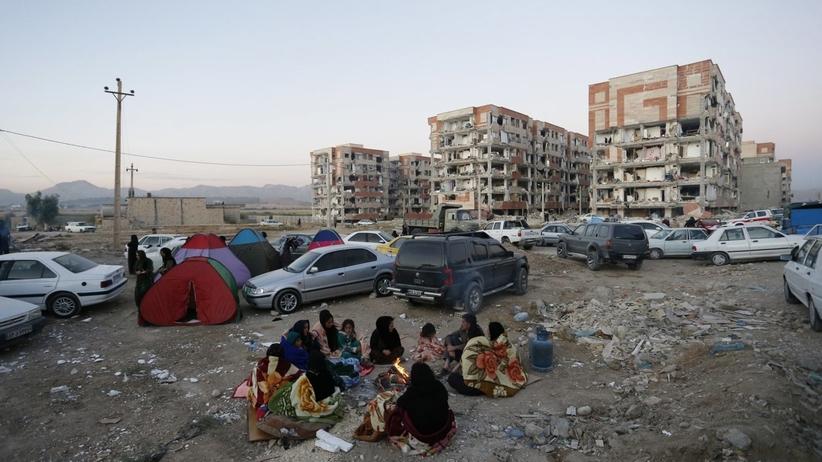 Tragiczne w skutkach trzęsienie ziemi na Bliskim Wschodzie. Bilans ofiar przeraża