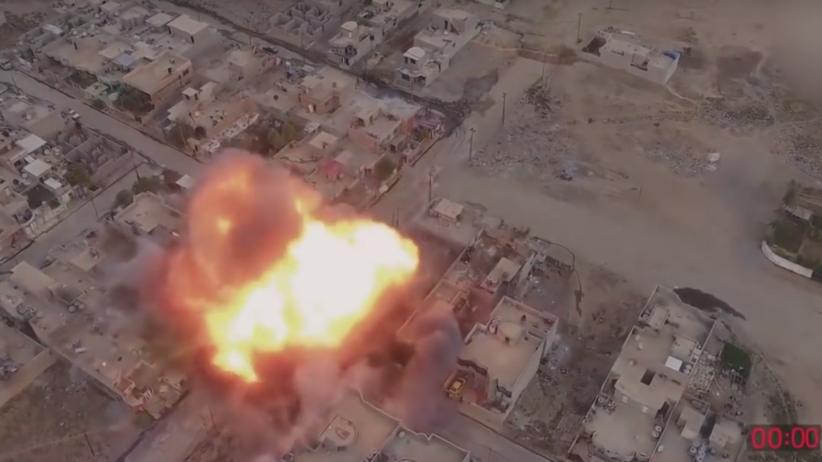Podczas bombardowania Mosulu zginął ważny członek ISIS