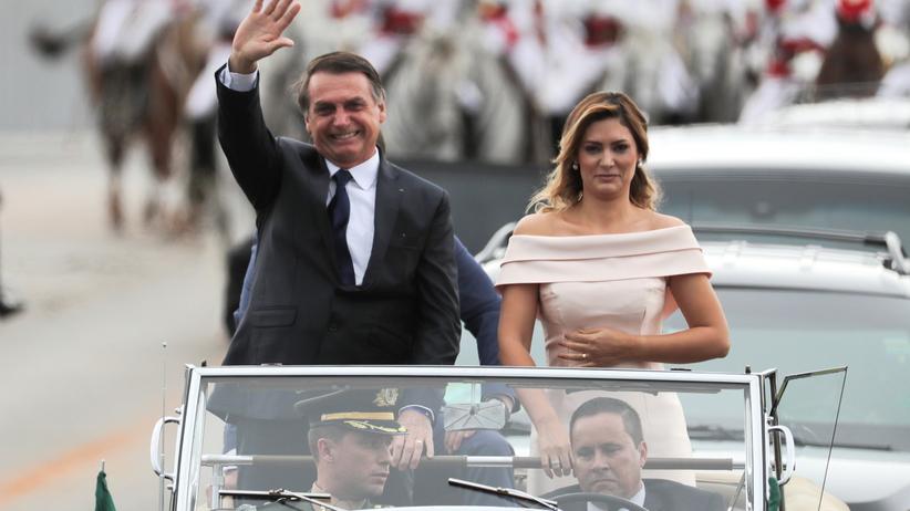 Brazylia. Jair Bolsonaro zaprzysiężony na prezydenta