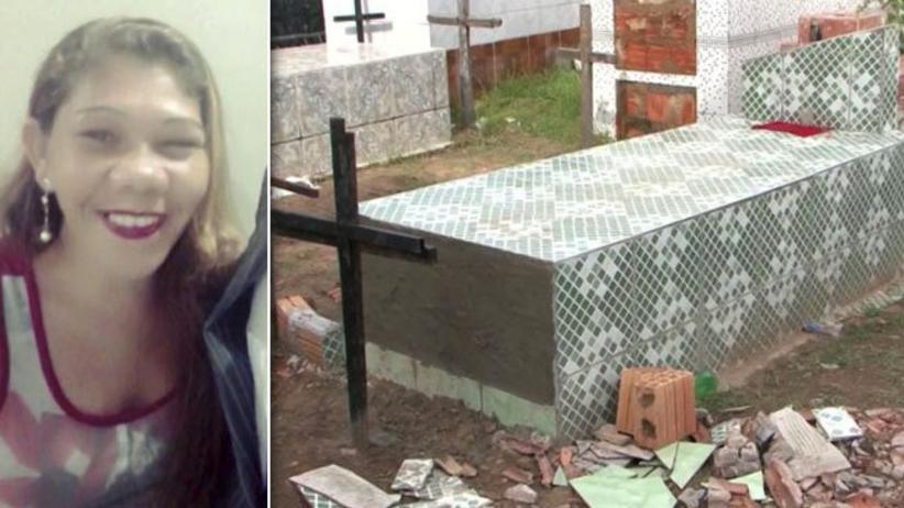 Przerażające odkrycie rodziny 37-letniej Brazylijki. Kobieta pochowana żywcem