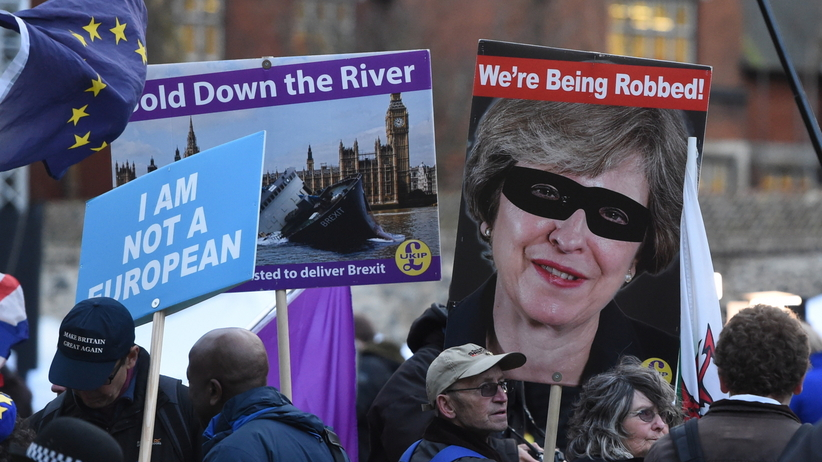 Brytyjska Izba Gmin chce opóźnienia brexitu do co najmniej 30 czerwca