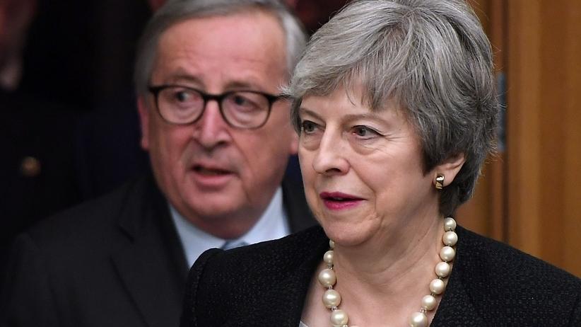 Jest porozumienie z UE w sprawie zmian, dotyczących brexitu