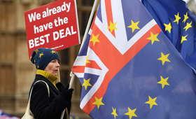 Brexit. Komisja Europejska przygotowuje się na twardy brexit