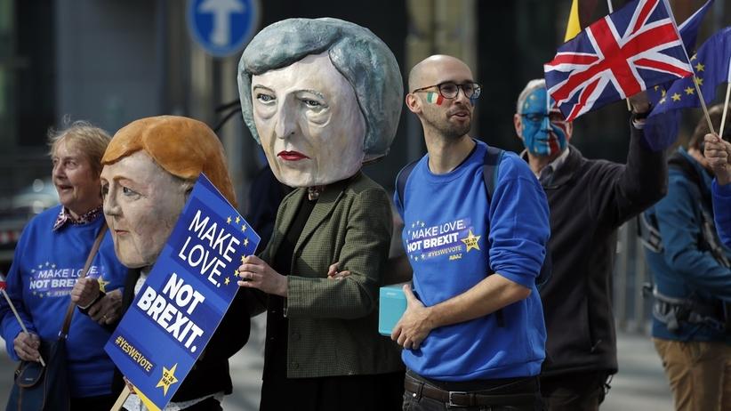 Brytyjczycy jednak nie chcą brexitu? Już MILION podpisów pod petycją