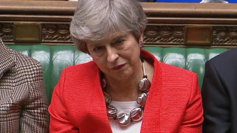 Kolejna porażka Theresy May. Izba Gmin przeciwko umowie brexitowej