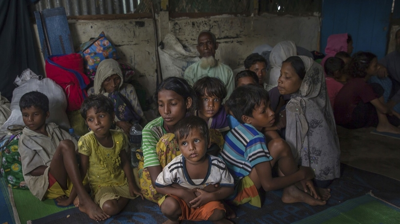 """ONZ: W Birmie trwa """"czystka etniczna"""""""