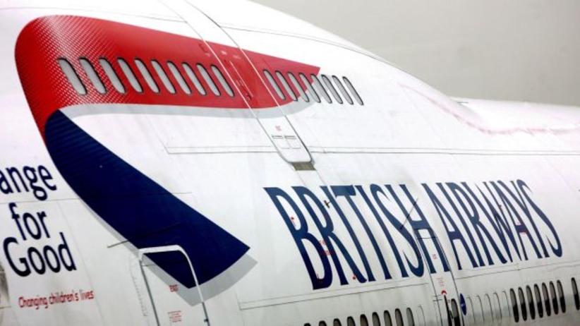 Brytyjskie linie lotnicze British Airways wycofują się z planów zmiany swojej strony internetowej