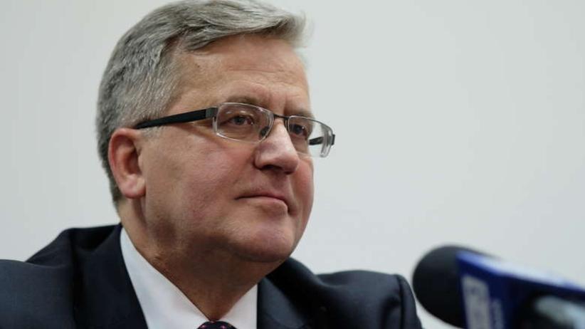 Bronislaw Komorowski wraca do polityki? Były prezydent zabrał głos