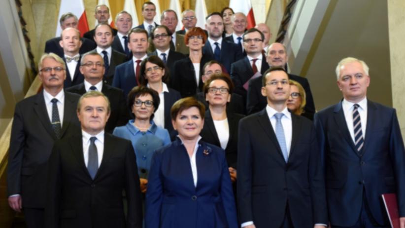 Brytyjskie pozytywnie o rekonstrukcji polskiego rządu