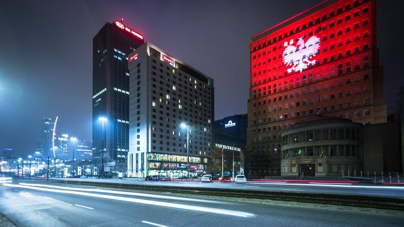 budynek Ministerstwa Infrastruktury