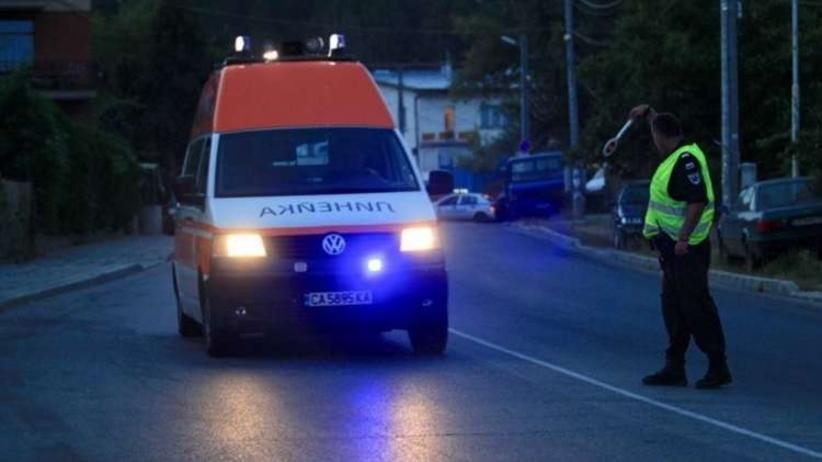 Wypadek autobusu w Bułgarii
